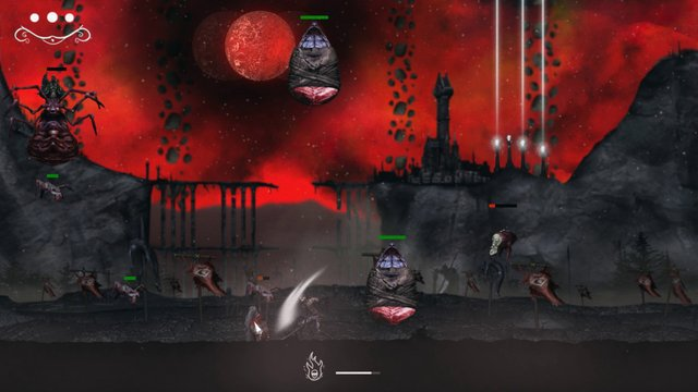 games similar to Blood Moon: The Last Stand