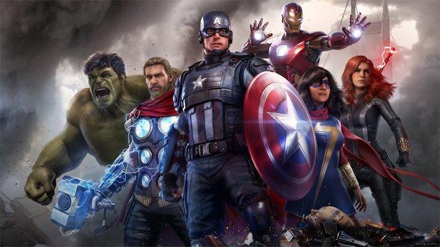 games similar to Marvel's Avengers