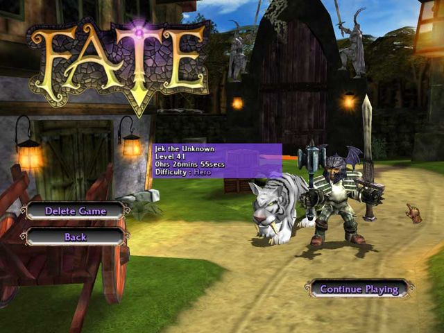 games similar to FATE
