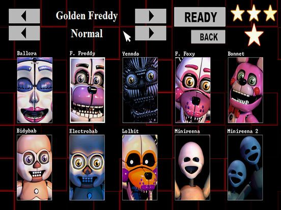 games similar to Five Nights at Freddy's: Sister Location