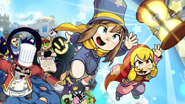 games similar to A Hat in Time