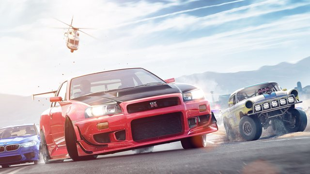 games similar to Need for Speed Payback