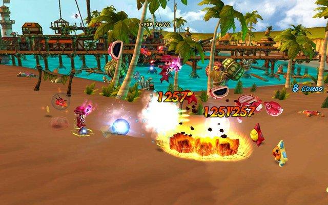 games similar to Dragon Saga