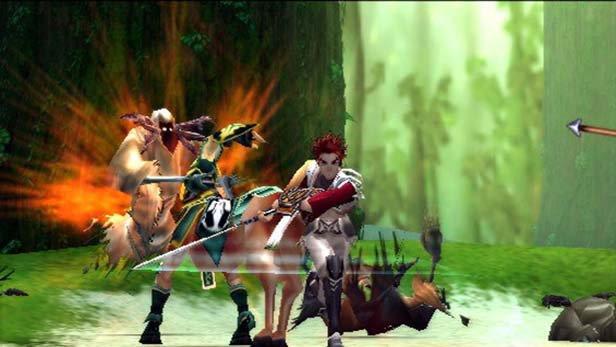 games similar to Shining Force Neo