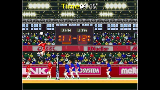 games similar to ACA NEOGEO POWER SPIKES II