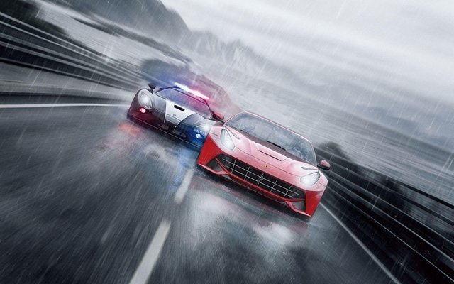 games similar to Need for Speed Rivals