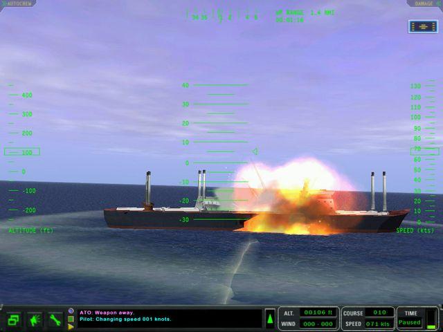 games similar to Dangerous Waters
