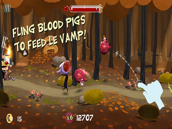 games similar to Le Vamp