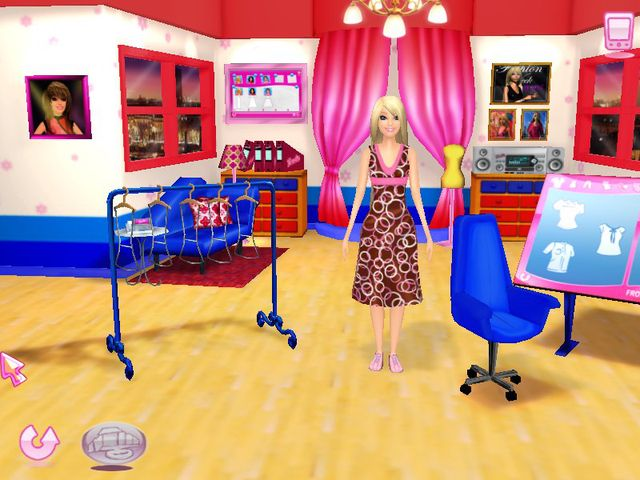 games similar to Barbie Fashion Show: An Eye for Style