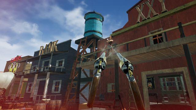 games similar to Guns'n'Stories: Preface VR