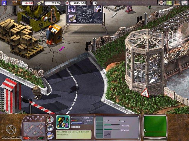 games similar to Gadget Tycoon