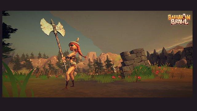 games similar to Barbarian Brawl