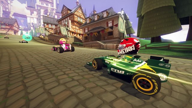 games similar to F1 RACE STARS
