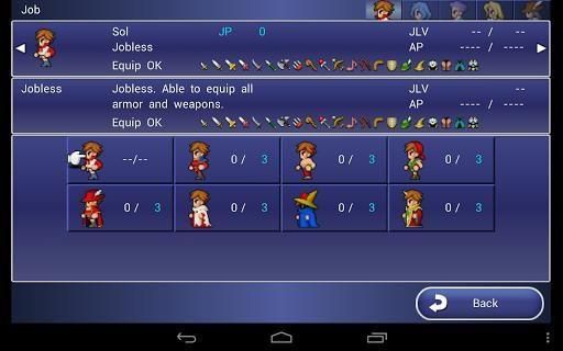 games similar to FINAL FANTASY DIMENSIONS