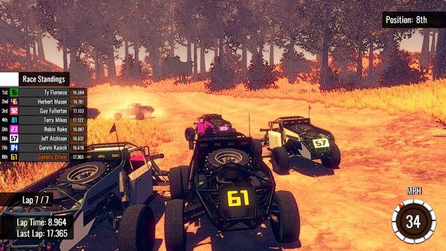 games similar to Premier Buggy Racing Tour