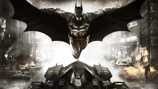 games similar to Batman: Arkham Knight