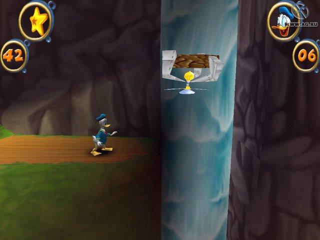games similar to Disney's Donald Duck Goin' Quackers
