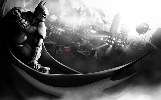 games similar to Batman: Arkham City