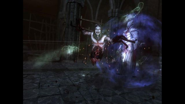 games similar to Clive Barker's Jericho