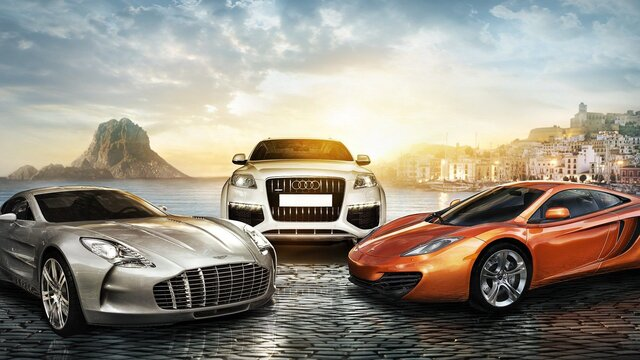 games similar to Test Drive Unlimited 2