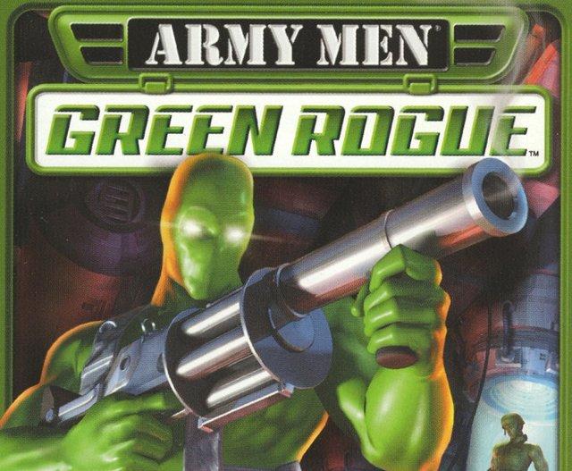 games similar to Army Men: Green Rogue
