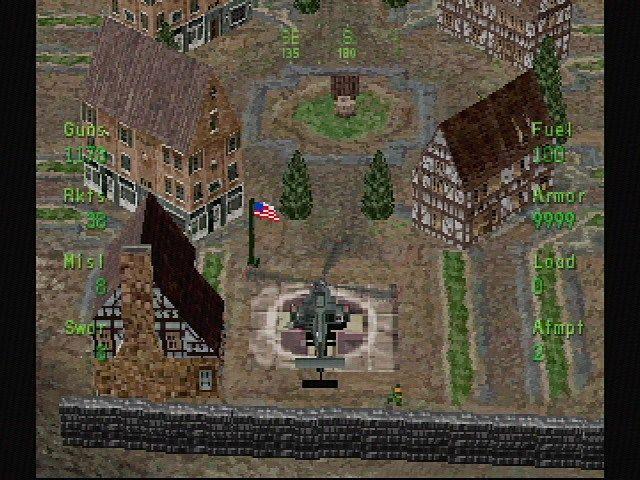 games similar to Soviet Strike (1996)
