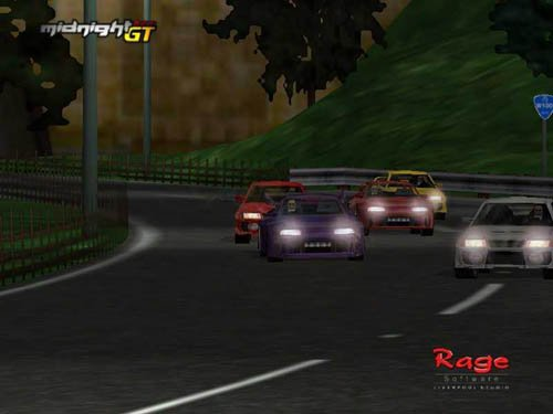 games similar to Midnight GT Primary Racer