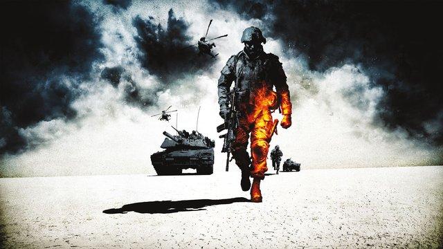 games similar to Battlefield: Bad Company 2