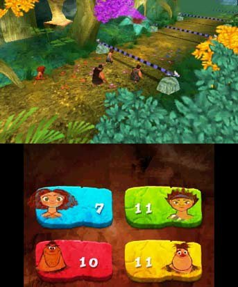 games similar to The Croods: Prehistoric Party!