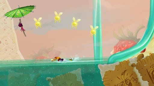 games similar to Rayman Fiesta Run