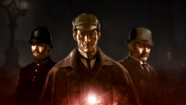 games similar to Sherlock Holmes versus Jack the Ripper