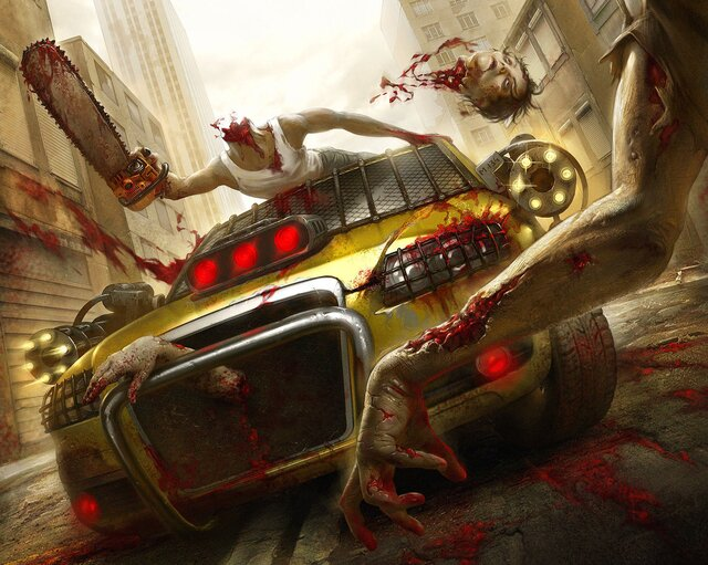 games similar to Zombie Driver