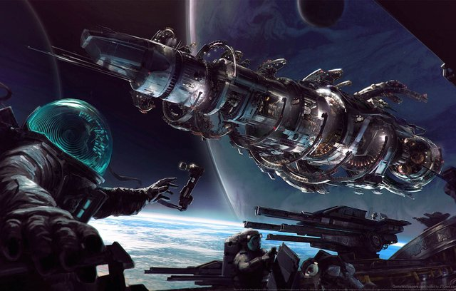 games similar to Fractured Space