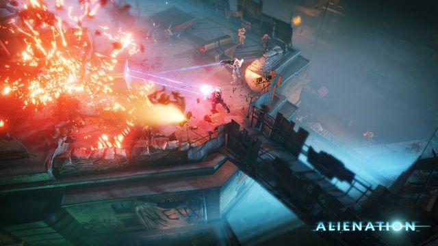 games similar to Alienation