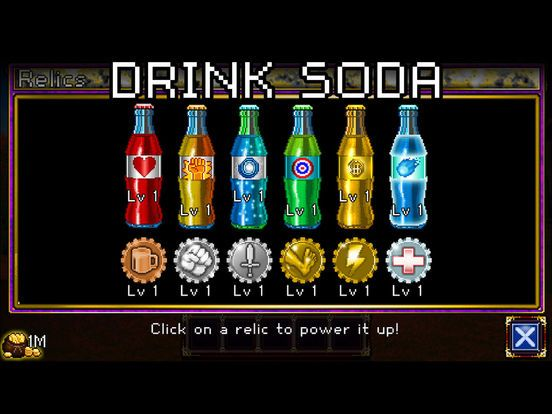 games similar to Soda Dungeon