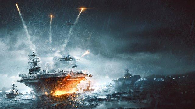 games similar to Battlefield 4: Naval Strike