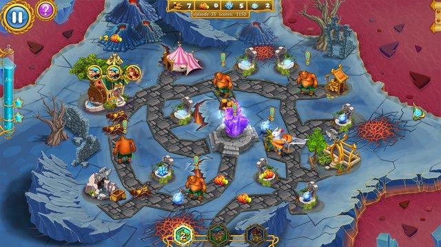 games similar to Elven Legend