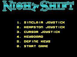 games similar to Night Shift (1990)