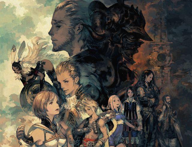 games similar to Final Fantasy XII: The Zodiac Age