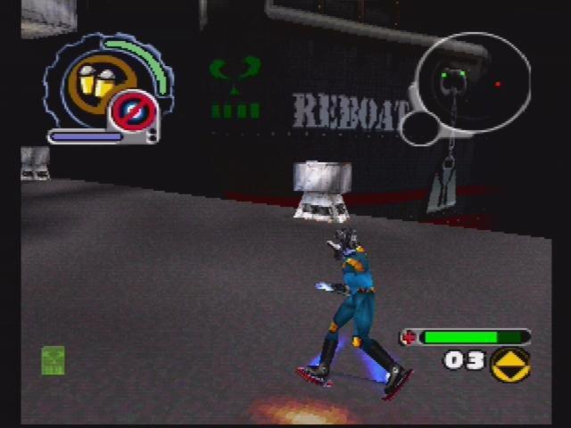 games similar to ReBoot (1998)
