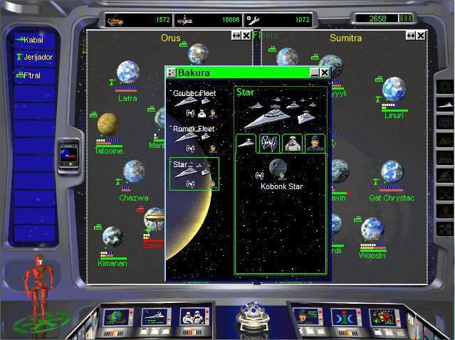 games similar to STAR WARS Rebellion