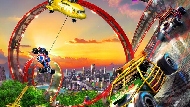 games similar to Trackmania Turbo