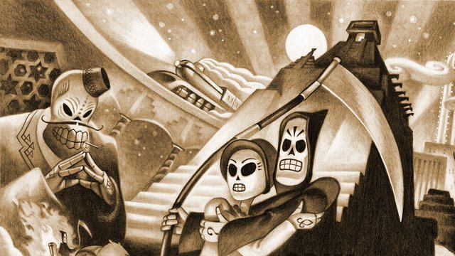 games similar to Grim Fandango Remastered