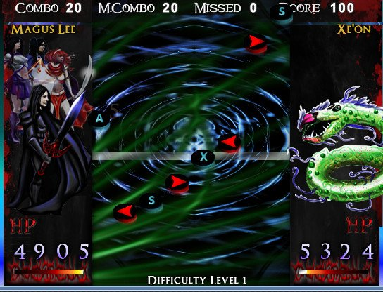 games similar to Chronicles of a Dark Lord: Rhapsody Clash