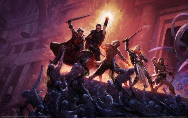 games similar to Pillars of Eternity