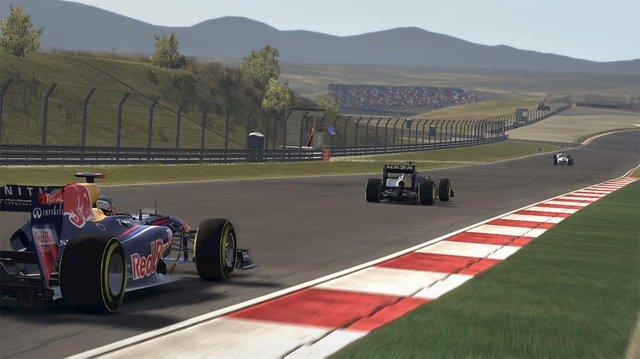 games similar to F1 2011