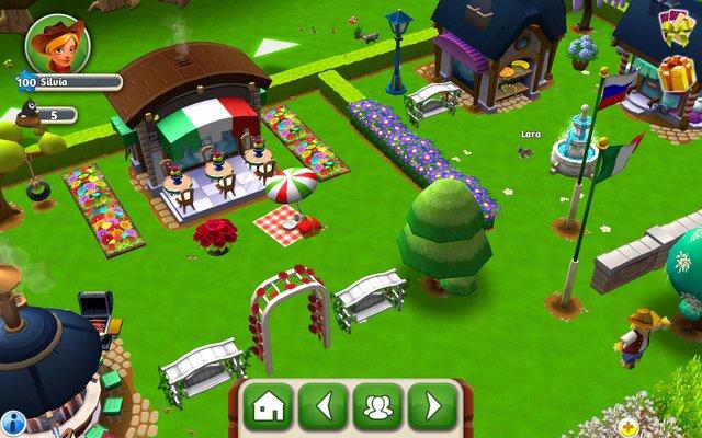 games similar to My Free Farm 2