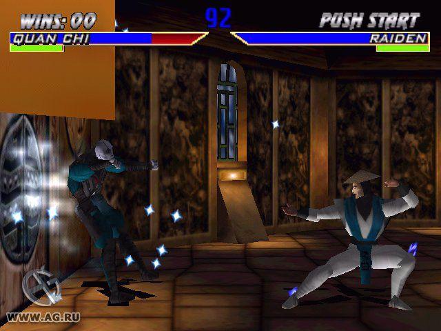 games similar to Mortal Kombat 4