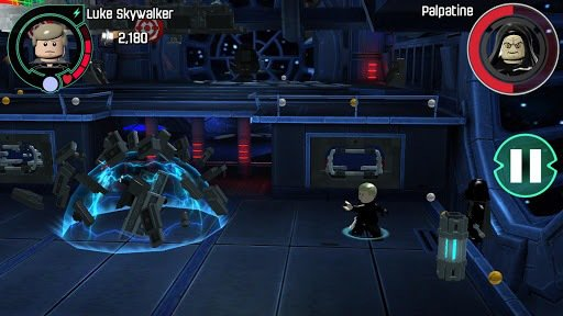 games similar to LEGO Star Wars: The Force Awakens