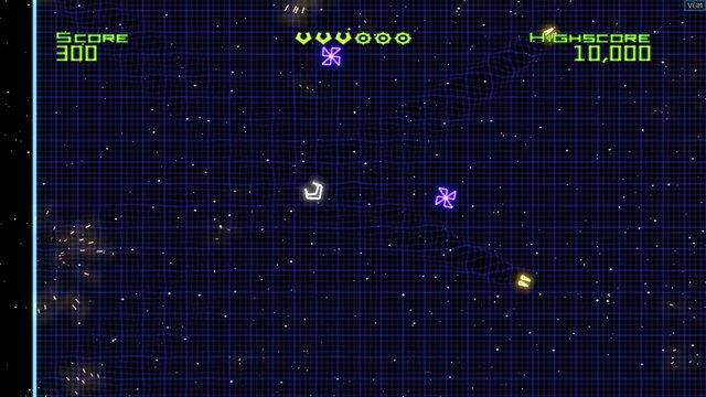 games similar to Geometry Wars: Retro Evolved